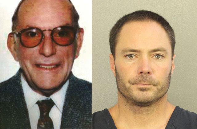 Drifter Indicted in 2002 Death of Wilton Manors Retiree