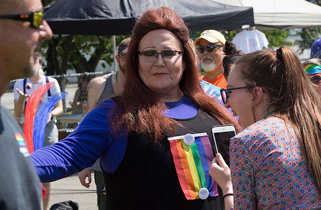News Briefs: Kim Davis's Hometown Hosts LGBT Pride, Gay Club Paintball Shooting & More!