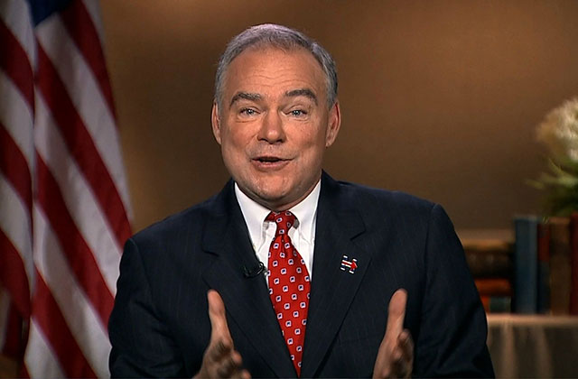 News Briefs: Kaine Says Catholic Church Might Change on Gay Marriage, Chelsea Manning's Hunger Strike & More!