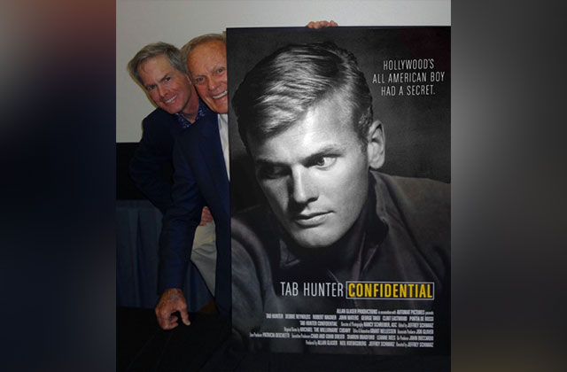 Film Icon Keeps It Classy in Tab Hunter Confidential