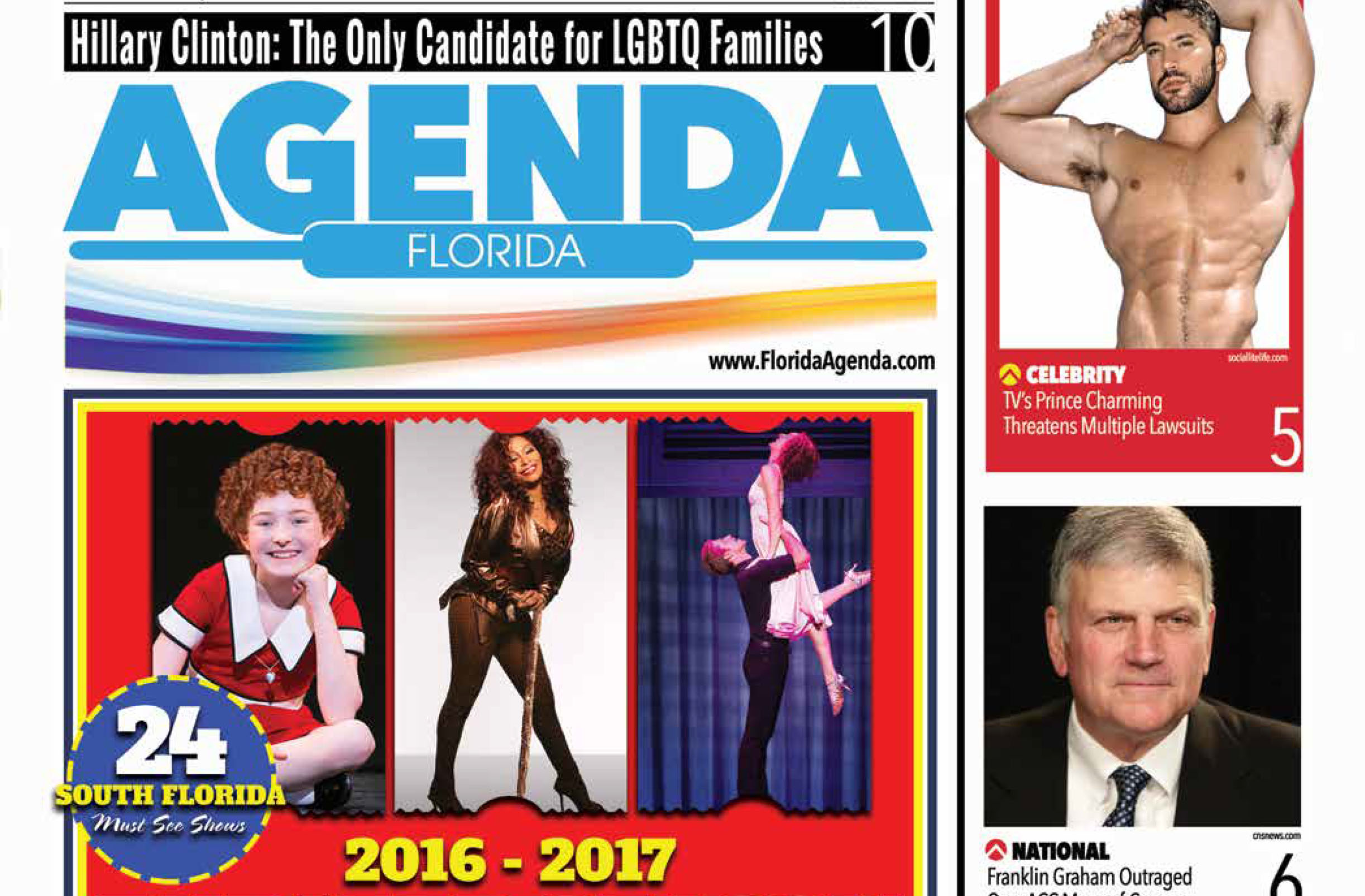BREAKING NEWS: Parent Company of Florida Agenda Shuts Down Operations
