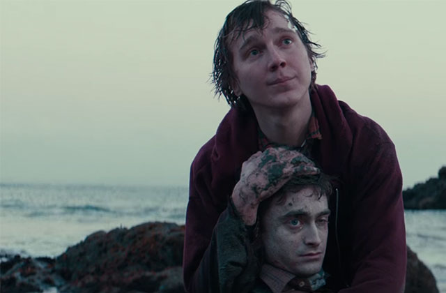 'Swiss Army Man'  Writers Explain Their Accidental Gay Necrophilia Love Movie