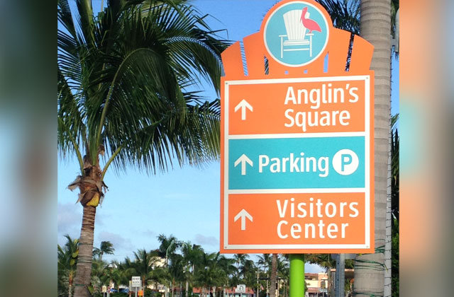 Lost Your Way? No problem, city moves forward with wayfinding signs