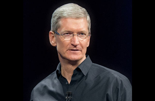 Openly Gay Apple CEO Tim Cook was Apparently on Clinton's VP Shortlist
