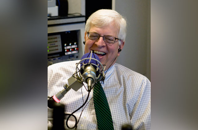 Christian Radio Host Denies Existence of 'Heterosexual AIDS' in America