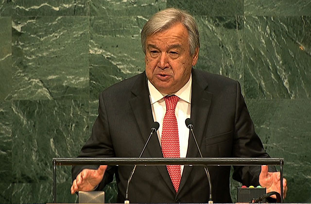 New U.N. Chief Supportive of LGBT People