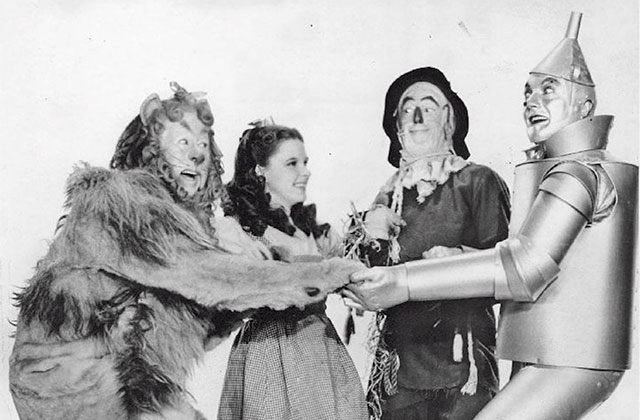 'The Wizard of Oz' in the LGBT Community