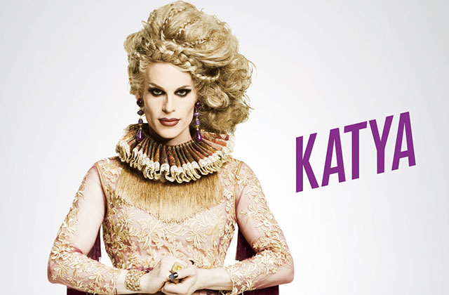 Katya Dishes on Being a Finalist on RuPaul's All Stars 2