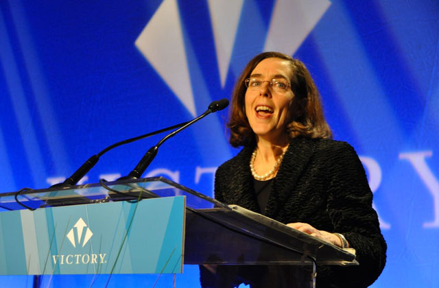 Trump's Boasts 'Re-Traumatizing' for Oregon Governor