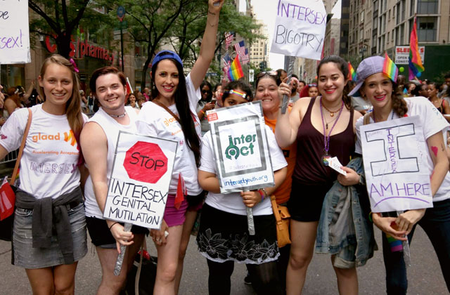 U.S. Recognizes Intersex Awareness Day