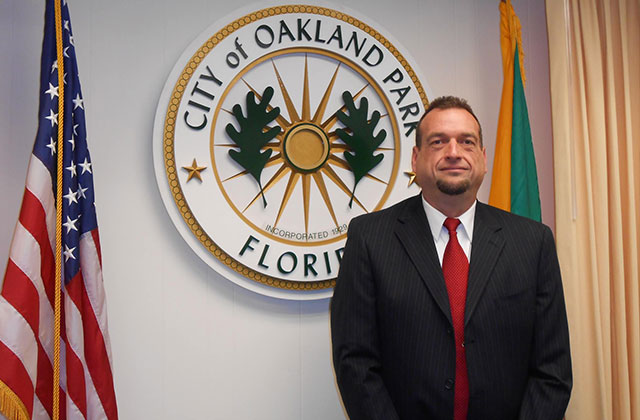 Gay Candidates Collide In Oakland Park Race