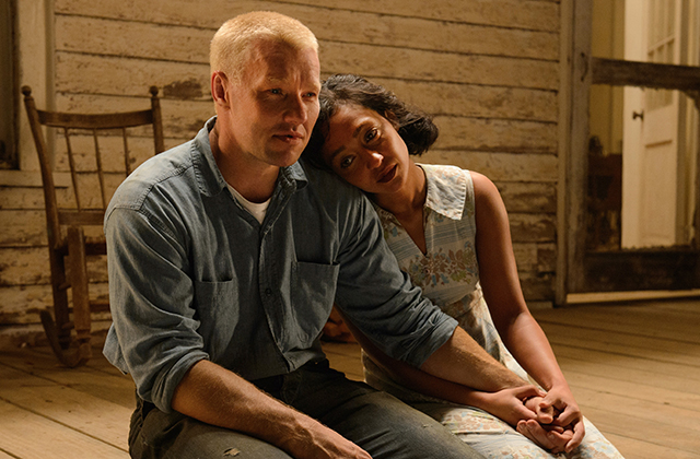 Joel Edgerton and Ruth Negga star in Loving