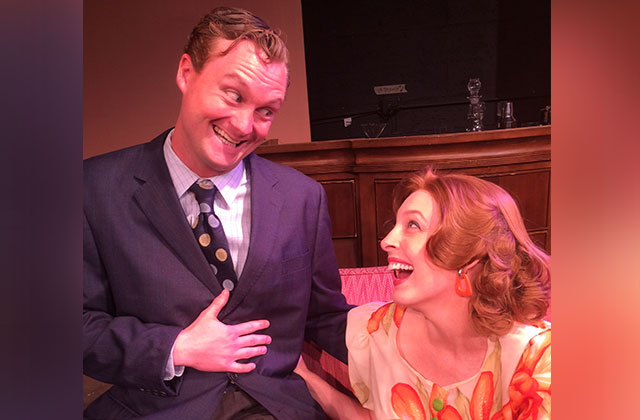 "Comedy Takes Audiences Back to ""Lavender Scare"""