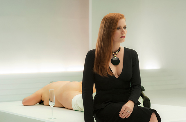 "Amy Adams is Susan, an art dealer living in Los Angeles contemplating her past in Tom Ford's ""Nocturnal Animals."" Courtesy Focus Features."
