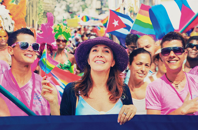 Mariela Castro's March: Cuba's LGBT revolution takes viewers inside queer Cuba