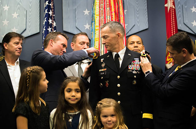 Army Promotes Taylor To Major General