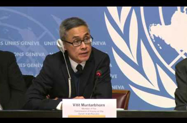 UN LGBT Expert Vows Broad Investigations Into Abuses
