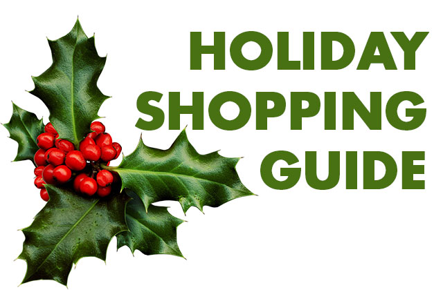 2016 Staff Holiday Shopping Guide