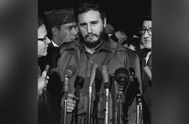 Jesse's Journal: Fidel Castro Ruz (1926-2016)