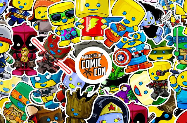Paradise City Comic Con Rocks Fort Lauderdale This Weekend