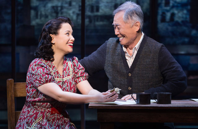 George Takei: Star Trek Legend Brings His Show 'Allegiance' to Cinemas