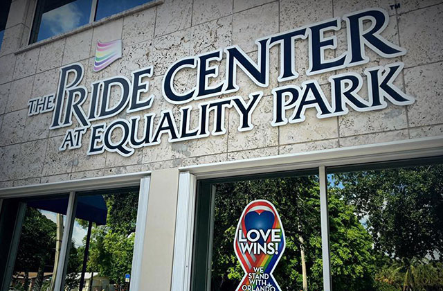 Today is LGBTQ Center Awareness Day