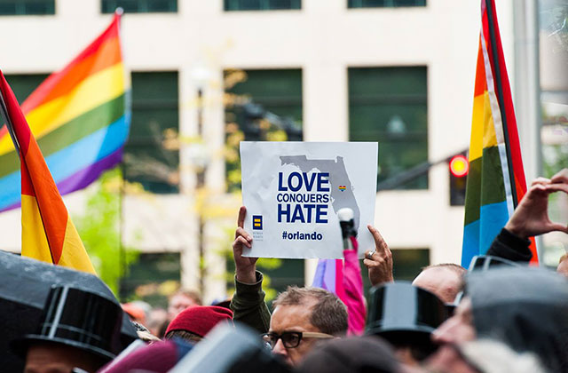 A Look Back at the Biggest LGBT-Related Political Stories of 2016