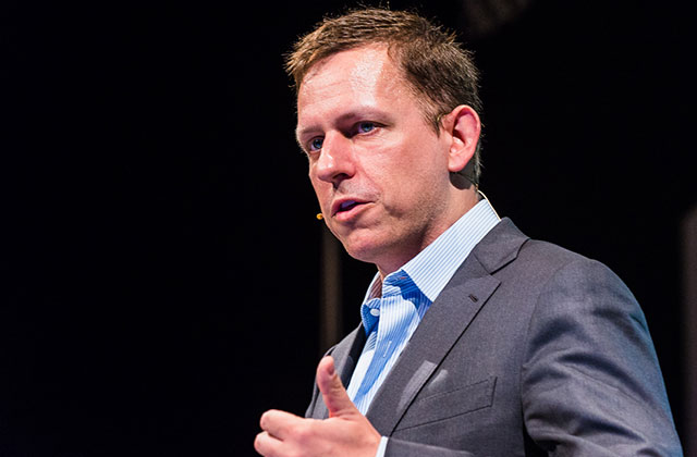 Trump-Supporting Gay Billionaire Peter Thiel Funding Members-Only LGBTQ 'Social Club' Called 'Yass'