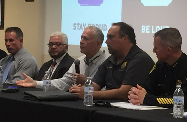 Erasing Hate: Pride Center Panel Discusses Fighting Crime