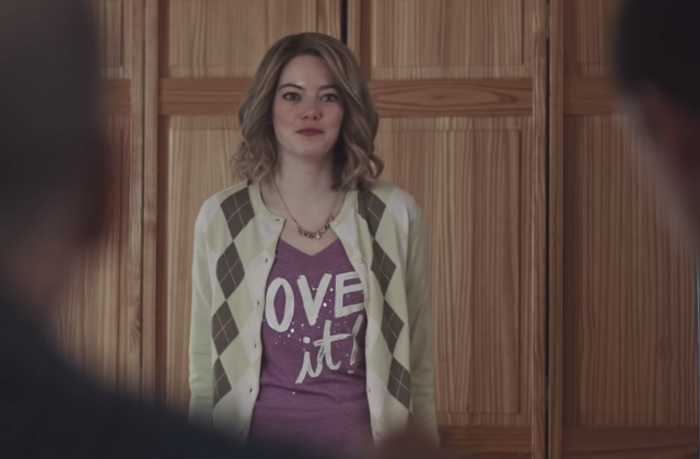 Watch: Emma Stone Goes Hard in 'SNL' Gay Porn Parody