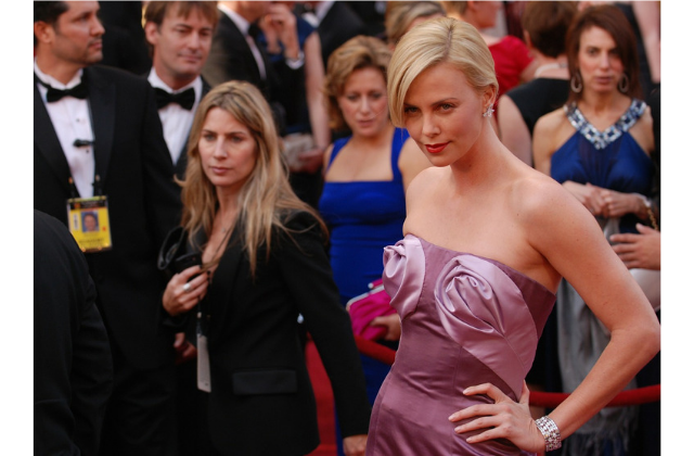 Charlize Theron Says Her Oldest Child is 'Not a Boy'