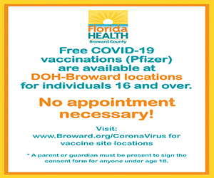 FL Department of Health Vaccine Side Banner May 2021