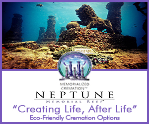Neptune Memorial Reef Michael Taber April 2021