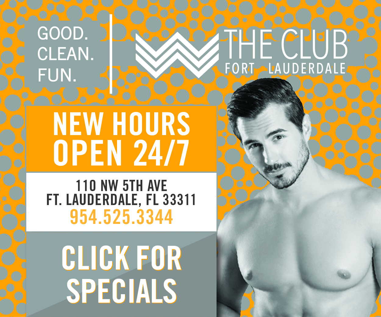 Club Fort Lauderdale  April 2021