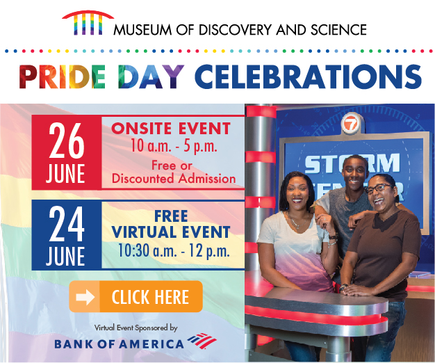 Museum of Science and Discovery Side Banner June 2021