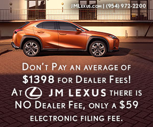 JM Lexus Side January 2021