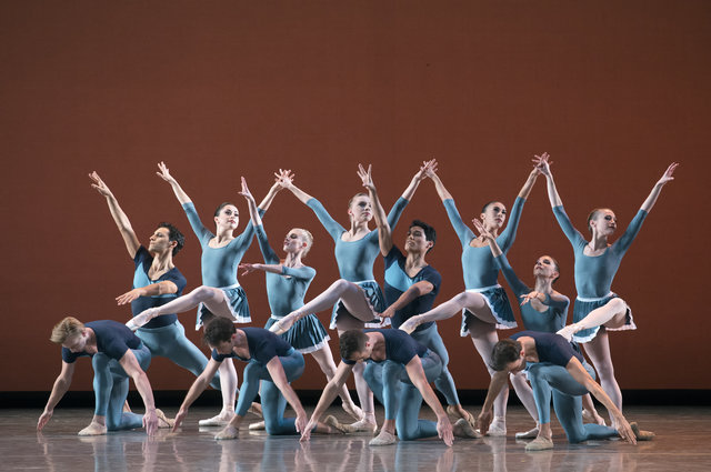 Miami City Ballet Thrills with Contemporary, Classical Works