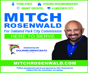 campaign of mitch rosenwald side banner