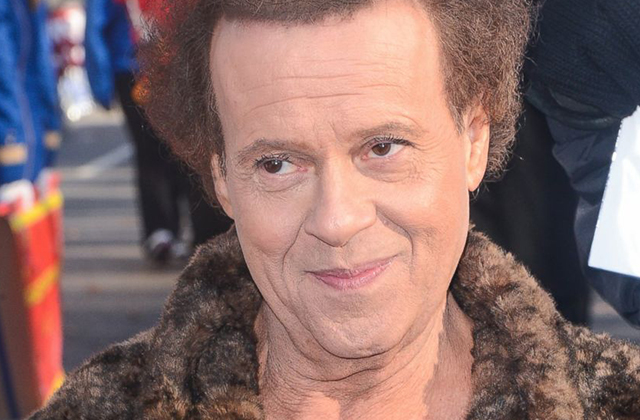 Richard Simmons Denies Kidnapping Allegations...