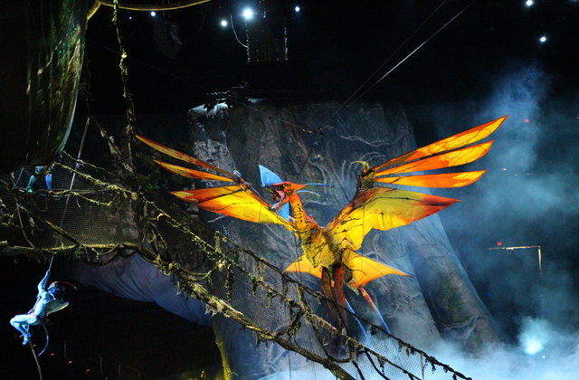 """Toruk"" Takes Flight at BB&T Center"