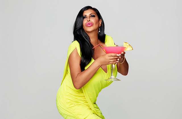 Big Ang: Mob wives star had a love affair with the LGBT community