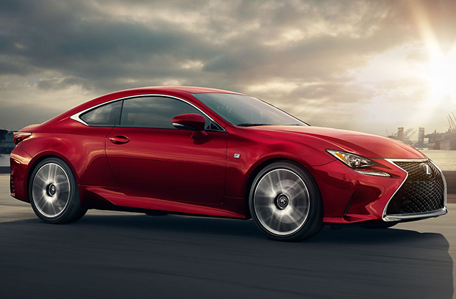 2015 Lexus RC350 F-Sport—Emotion and Lexus: No Longer Mutually Exclusive
