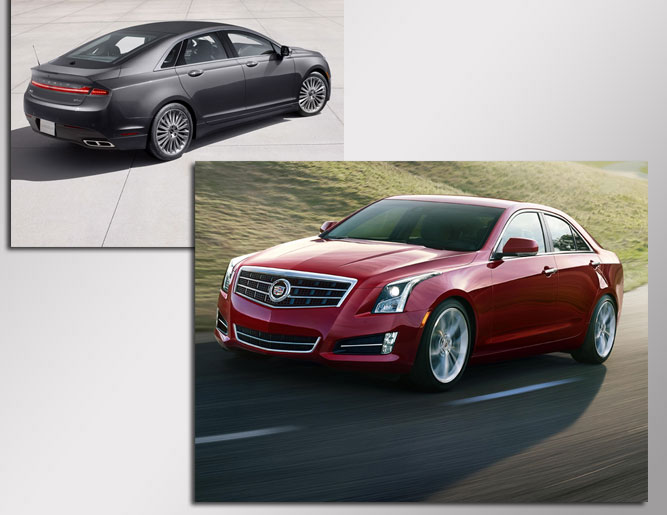 Drive This Not That 2017 Cadillac Ats Vs Lincoln Mkz