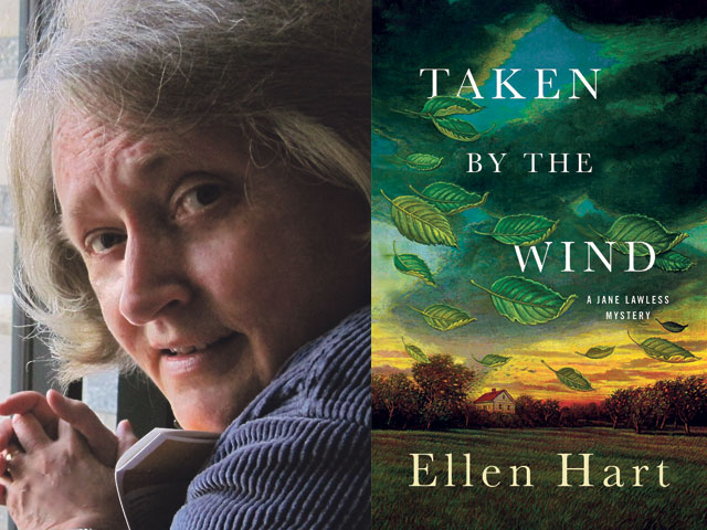 "Review: ""Taken by the Wind: A Jane Lawless Mystery"" by Ellen Hart"