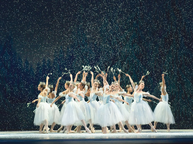 Miami City Ballet again presents George Balanchine's The Nutcracker, a holiday tradition, in Miami, West Palm Beach and Fort Lauderdale. Courtesy Miami City Ballet