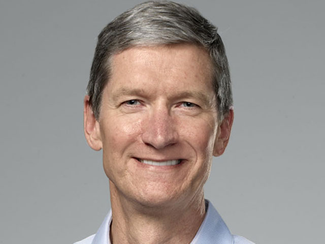 Apple CEO Tim Cook (CNN)