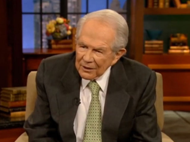 Pat Robertson Fails Biology: Predicts Gay Extinction