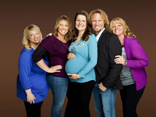 "A federal judge in Utah has struck down part of that state's law banning polygamy on Friday, December 13, 2013, after a lawsuit was brought by the stars of the television reality series ""Sister Wives."" (TLC)"