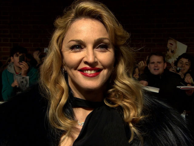 Madonna Items Going Up for Auction