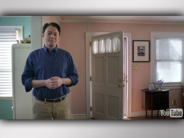 "Singer Clay Aiken of ""American Idol"" fame kicked off his bid for Congress with a video that went up on his website, ClayAiken.com, early Wednesday, February 5, 2014. Aiken is running as a Democrat in North Carolina's second congressional seat and hopes to take on Rep. Renee Ellmers, a two term Republican, if he defeats a couple of other Demcrats already in the race. (Clay Aiken for North Carolina)"